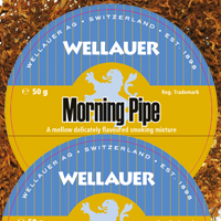 50g Wellauers Morning Pipe 50